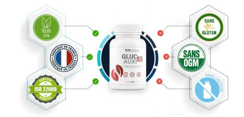 Glucauxi - Une valeur sûre et un produit 100% naturel
